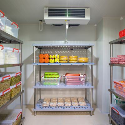 Hotel Cold Storage Room