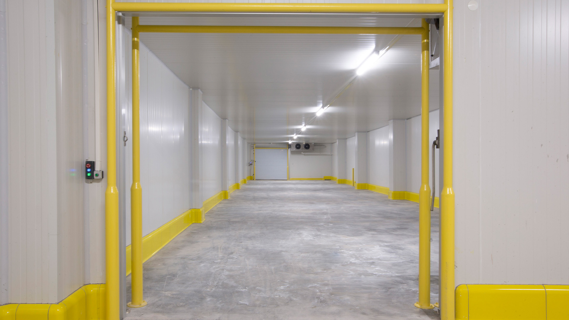 Cold Storage Facilities